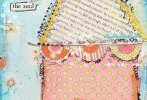 Mixed Media & Art Journaling / by Maria Z