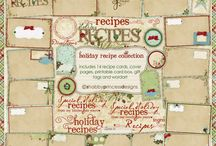 Recipe Books / by Marla Hafsos Damewood
