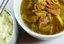 Soups/Stews / by Kaylea Kaaihili