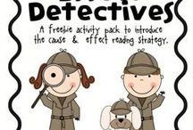 2nd ELA Cause & Effect / by Darla Moore