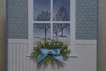 Cards-Windows / by Debbie Peters