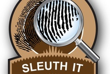Sleuth It / Mysteries and puzzles for thinkers and detectives / by Canton PublicLibrary
