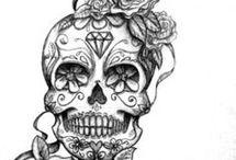 Another tattoo? / by Catherine Strutz