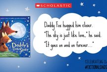 Celebrating Dads / This Father's Day we're celebrating some of the best Dad's in our books with these wonderful quotes. Why not celebrate with us? / by Scholastic UK