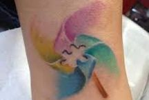 Autism Tattoos / by Dolores Mitchell