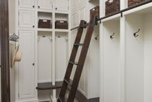 Home -Mud Room / by Michelle White
