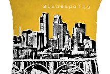 Minnesota / by Afton Dunsmoor