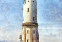 Collection of Lighthouses / by Carol Naff, Mariner Company