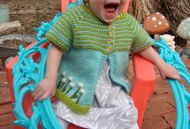 Springtime Kids' Knits! / by Vickie Howell