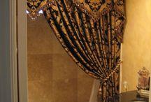 Amazing Curtains / by Belinda Bosch