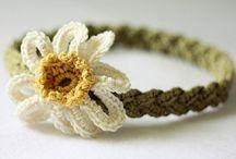 Crochet Hats and Headbands / by Lisa Bartley