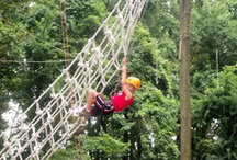 Summer Camps / Summer Day Camps in Central PA for ages 8-15 / by RoundtopMtnRsrt