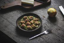 Recipes - Main - Veggie / by Britt Pearsall