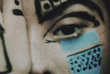~ face paint ~ / The face as a canvas ~ body art / by Fatena Atef