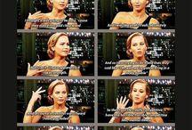 OMG! Jennifer! / She is awesome / by Dana Mitchell