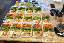 Food prep / by Becky Schulte