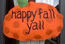 Fall Fun / by Linda @ Crafts a la mode