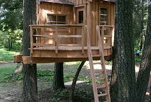 Tree Houses / by Curlicue Creations
