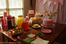 Party Ideas / by Jessica McCargar