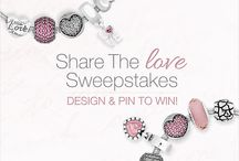 Pandora Share The Love Sweepstakes / by REEDS Jewelers