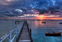 Beautiful Sunrises, Sunsets & Clouds / by mel layman