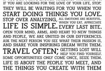 STUFF I JUST<3love<3 QUOTES!& ECT / by Bailey Cornett