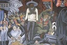 Mexican Muralists / by Wilmington College Cincinnati