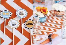 Baby Shower / by Rebekah Seeger