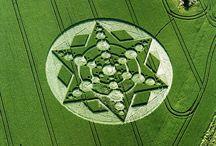 Crop circles / by Kim Cornell