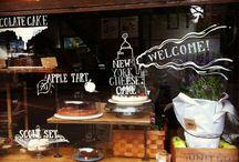 Cafe' / by Kanchaya Wanatham