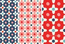 patterns / by Kayoko Abe