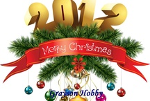 Merry Christmas & Happy Holidays - Grayson Hobby / by Grayson Hobby