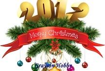 Merry Christmas & Happy Holidays - Grayson Hobby / by Grayson Hobby