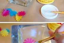 NEW crafting ideas / by Yvette Gambrel