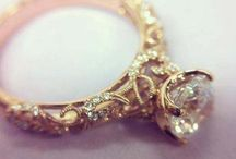 Engagement rings...a girl can dream / by Anastasia Moore
