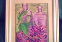 My Art...My World / A look at my art / by Misti Chamberlain