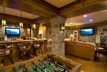 Home: Man Cave  / For the hubby :) / by A Little Bit Sassy