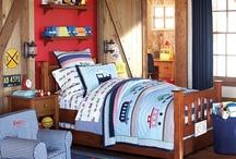Kids Rooms / by Jaime Furrow