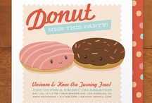 Donut Paarty / by Kat Magno