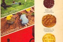 Girl Scout Vintage Stuff / by Lori Hedrick
