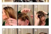 Hair / by Melanie Tolen