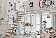 amazing homes / by christine scott