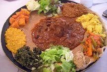ethnic foods / by Mary Osborne