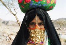 ethnic costumes / by Liisa Rissanen