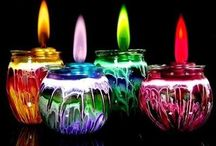 Candle magic / by Michelle Marshall
