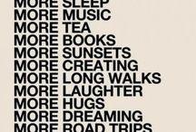 Words of Wisdom / by Kelly Barnes