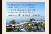 Travel Quotes / by Sunset Beach Club