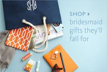 Bridesmaid Gift Ideas / by The Knot Wedding Shop