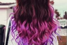 Lovinn the Hair! / by Sasha Volz