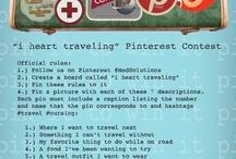 I Heart Traveling / by Samantha Floyd